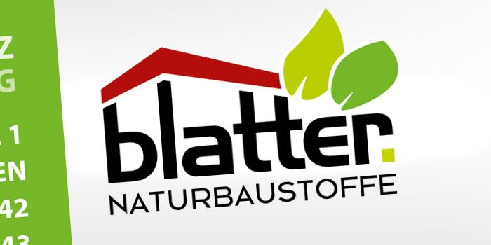 Blatter Naturbaustoffe