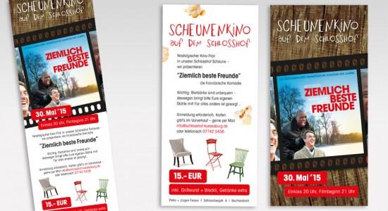 Flyer + Plakate