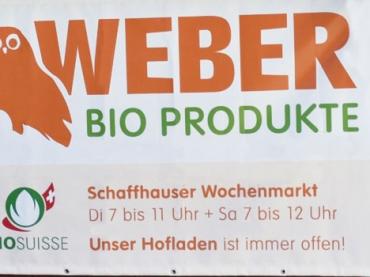 Bioprodukte Weber